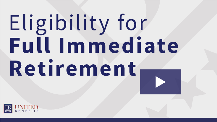 Eligibility for Full Immediate Retirement v01-01