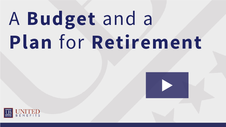 A Budget and a Plan for Retirement v01-01