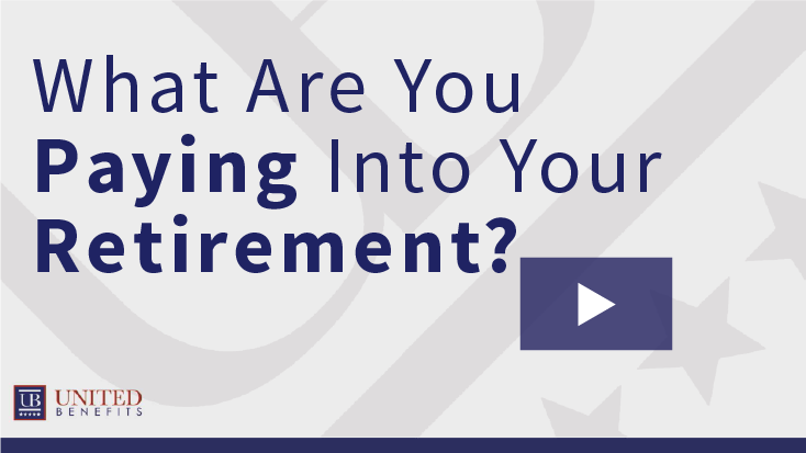 What Are You Paying Into Your Retirement? v01-01