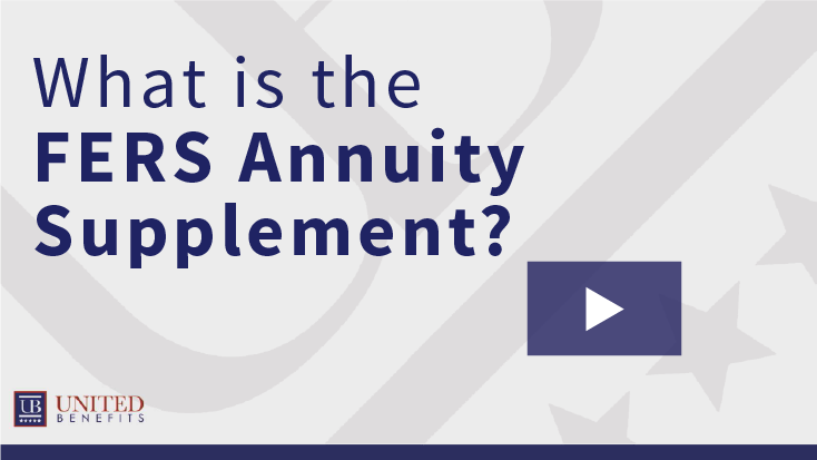 What Is the FERS Annuity Supplement v01-01